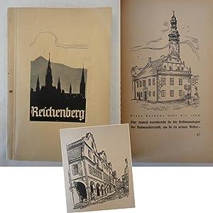Chronik der Gauhauptstadt Reichenberg. Herausgegeben vom Oberbürgermeister der Gauhauptstadt ...