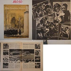 Das Deutsche Mädel Juniheft Jahrgang 1939 Reichsausgabe Die Zeitschrift des Bundes Deutscher M...