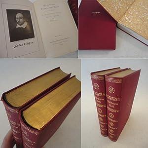 Dramatische Werke in vier Bänden. Nach der Schlegel-Tieck schen Übersetzung, mit einer ...
