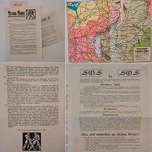 Artam-Richte, im Julmond 1930 (Werbe-Faltblatt für die Artamanen-Bewegung): Bündische ...