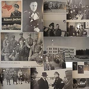Danzigs Gauleiter Albert Forster der deutsche Angestelltenführer. Mit 36 Bildern, vielen ...