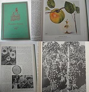 """Deutscher Garten 57. Jahrgang 1938 Früher """"Der praktische Ratgeber im Obst- und Gartenbau..."""