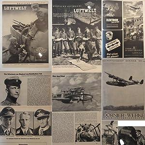 Deutsche Luftwacht. Ausgabe Luftwelt, herausgegeben unter der Mitwirkung des ...