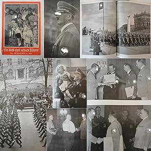 Ein Volk ehrt seinen Führer - der 20. April 1939 im Bild