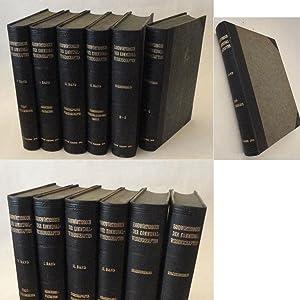 Handwörterbuch der Kommunalwissenschaften Bände 1 - 4 und die 2 Ergänzungsbände...