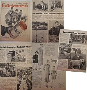 Deutscher Beamtenfreund. Familienzeitschrift mit Versicherung 24.Heft 1936