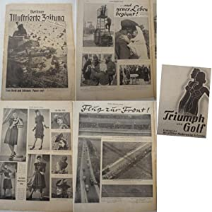 Berliner Illustrierte Zeitung Nr. 39 vom 25. September 1941 / 50. Jahrgang
