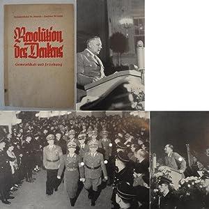 Revolution des Denkens. Gemeinschaft und Erziehung: Dr. Dietrich - Gauleiter Fritz W�chtler (...