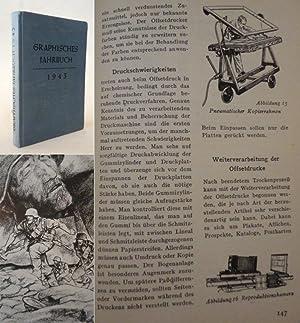 Graphisches Jahrbuch 1943, 10.Jahrgang: Fachamt Druck und Papier (Herausgeber):