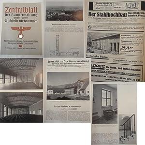 Zentralblatt der Bauverwaltung, vereinigt mit Zeitschrift für Bauwesen: Heft 19 vom 10. Mai ...