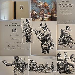 Männer und Waffen des deutschen Heeres, mit: Josef Arens und