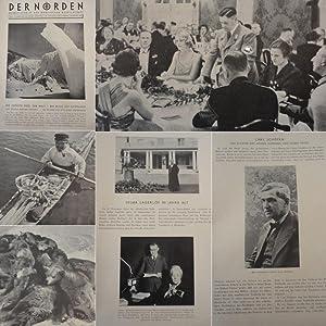 Der Norden. Monatsschrift der Nordischen Gesellschaft. Nr.11 November 1938, 15.Jahrgang: Nordische ...