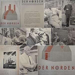 Der Norden. Monatsschrift der Nordischen Gesellschaft. Nr.9 September 1938, 15.Jahrgang: Nordische ...