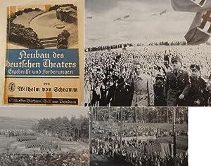 Neubau des Deutschen Theaters. Ergebnisse und Forderungen.: Wilhelm von Schramm: