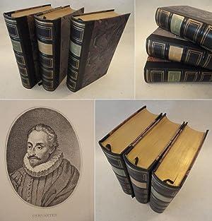 Ausgewählte Werke, herausgegeben und eingeleitet von Max Krell * 3 Bände in H A L B L E D...