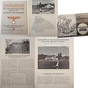 Zentralblatt der Bauverwaltung, vereinigt mit Zeitschrift für Bauwesen: Heft 27 vom 5. Juli ...