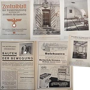 Zentralblatt der Bauverwaltung, vereinigt mit Zeitschrift für Bauwesen: Heft 33 vom 16. August...