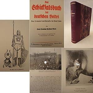 Das Schicksalsbuch des Deutschen Volkes Band 1: Grote, Hans Henning