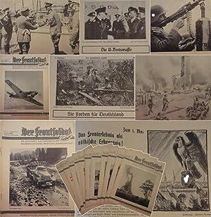 Der Frontsoldat erzählt. Die Zeitschrift zur Förderung der Wehrertüchtigung, ...