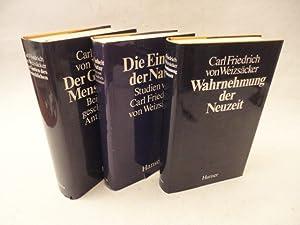 Wahrnehmung der Neuzeit / Die Einheit der Natur, Studien / Der Garten des Menschlichen. ...