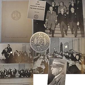 20 Jahre Deutsche Akademie für Bauforschung 1920-1940