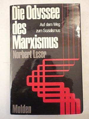 Die Odysee des Marxismus. Auf dem Weg zum Sozialismus * mit O r i g i n a l - S c h u t z u m s c h...