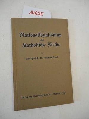 Nationalsozialismus und Katholische Kirche Bitte beachten Sie Nr. 9 unserer AGB (Druckwerke aus ...