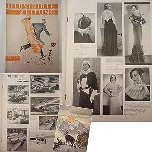Illustrirte Zeitung Leipzig. Die Wochenschrift des Gebildeten Nr.4571 vom 20.Oktober 1932: Weber, J...