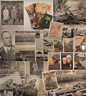 Jahrbuch der deutschen Frontsoldaten und Kriegsopfer 1934-1943