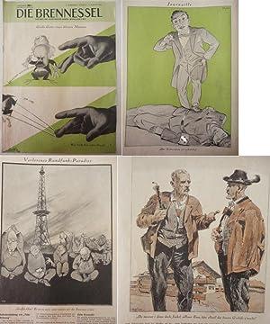 Die Brennessel * 2.Jahrgang / Folge 31 / 3.August 1932