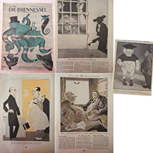 Die Brennessel * 2.Jahrgang / Folge 33 / 17.August 1932