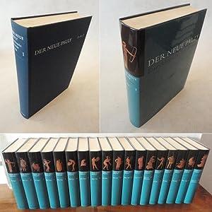 Der Neue Pauly. Enzyklopädie der Antike, 16 Bände in 19 Teilbänden (vollständig...