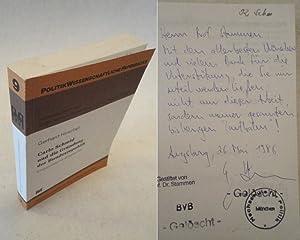 Carlo Schmid und die Gründung der Bundesrepublik. Eine politische Biographie * m i t h a n d s...