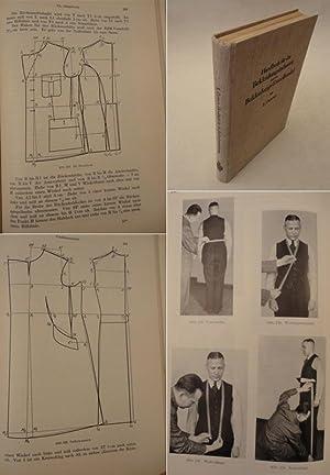 Handbuch für die Bekleidungsindustrie und den Bekleidungs-Einzelhandel. Ein Lehr- und ...