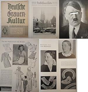 Deutsche Frauen-Kultur. Lebensgestaltung, Erziehung, Körperbildung, Kleidung, Wohnung, ...