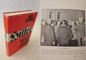 Hitler Reden und Proklamationen 1932 bis 1945,: Domarus, Max: