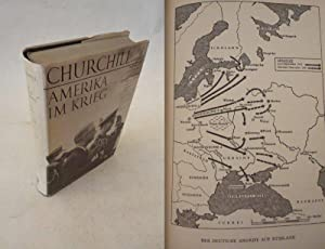 Der zweite Weltkrieg. Dritter Band: Die grosse Allianz / Zweites Buch: Amerika im Krieg * mit ...