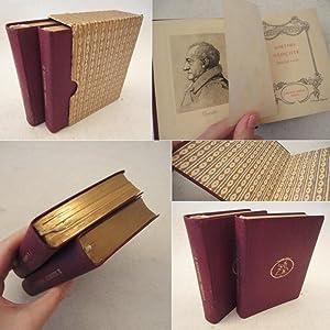 Goethes Gedichte, 2 Bände. Text Revision, Einleitung und Erläuterungen von Otto Pniower *...
