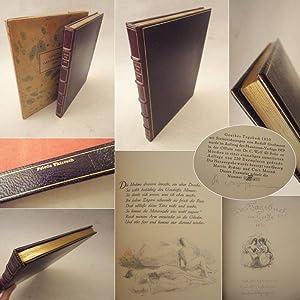 Das Tagebuch von Goethe 1810. Mit Steindrucken: Johann Wolfgang von