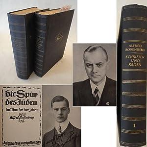 Schriften und Reden, mit einer Einleitung von Alfred Bäumler, Bände 1 und 2 (alles ...