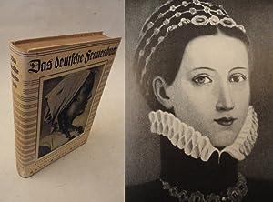 Das deutsche Frauenbuch * mit O r i g i n a l - S c h u t z u m s c h l a g: Lukas, Oskar (...