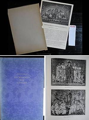 Die Mosaiken von Ravenna. Mit 44 Abbildungen: Uehli, Ernst:
