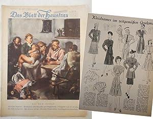 Das Blatt der Hausfrau * Heft 16, 55.Jahrgang 1940/41