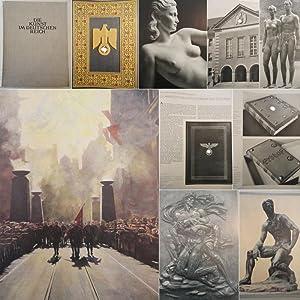 Die Kunst im Deutschen Reich 6.Jahrgang Folge 1 - 12 (Januar - Dezember) 1942 Ausgabe A: ...