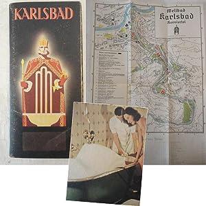 Karlsbad: Werbeamt der Kurverwaltung Karlsbad (Herausgeber):