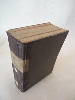 Archiv für Bevölkerungswissenschaft und Bevölkerungspolitik * Sammelband mit den ...