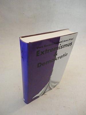 Jahrbuch Extremismus und Demokratie (E & D): Uwe Backes /