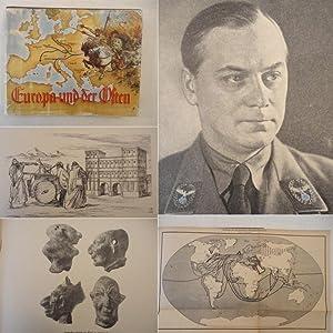 Euroa und der Osten. Herausgegeben von Reichsamtsleiter Hans Hagemeyer und Reichsamtsleiter Dr. ...