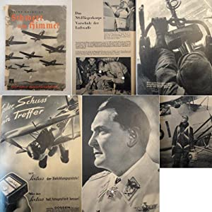 Schwert am Himmel. Fünf Jahre deutsche Luftwaffe * Band 3/4 der Adlerbücherei: Heinz...