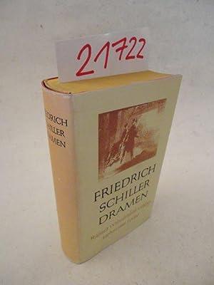 Dramen, herausgegeben von Wolfgang Binder * mit O r i g i n a l - S c h u t z u m s c h l a g: ...